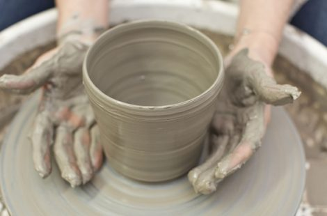 Ceramic clay and mass