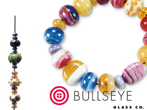 Bullseye glass bars 76'Systems